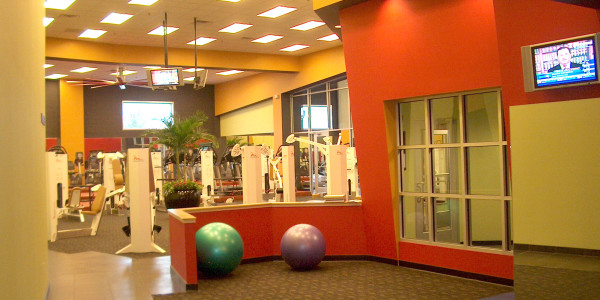 IAP Sports Circuit Training Area