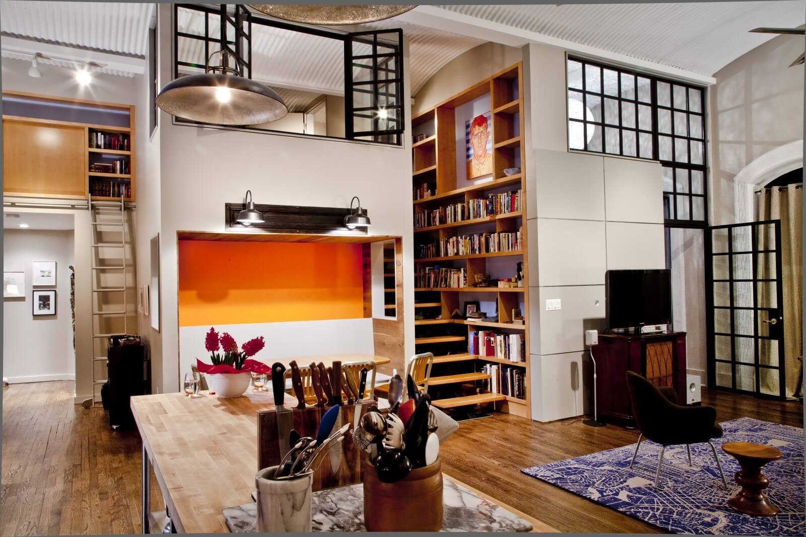 Downtown Nyc Loft Design42