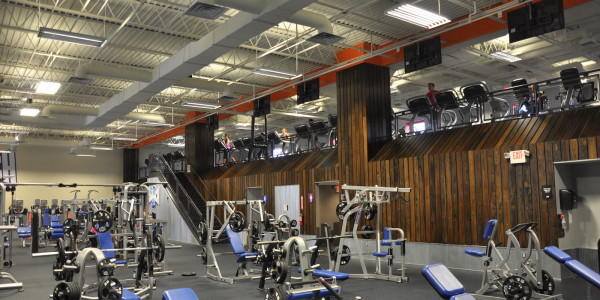 Crunch Fitness (Garwood) – Cardio and Mezzanine