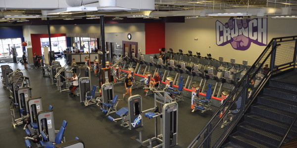 Crunch Fitness (Garwood) – Cardio and Circuit Training