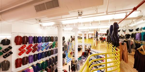 View of Sales Floor