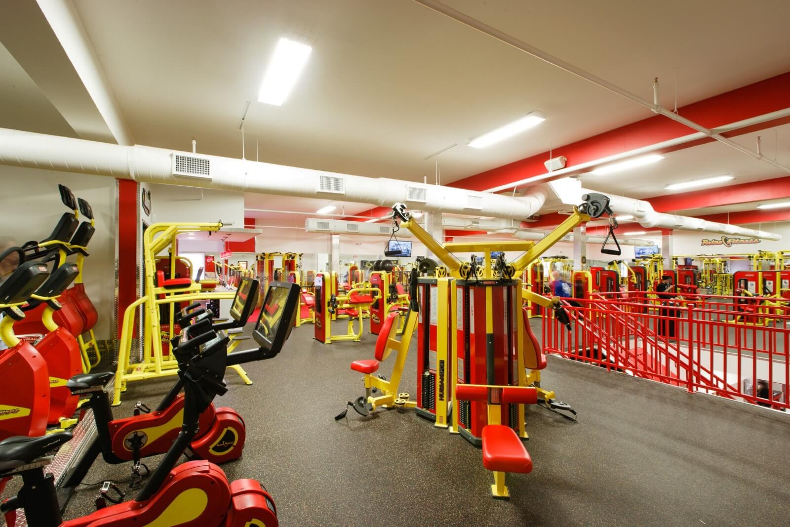 retro fitness 70 locations u2013 design42