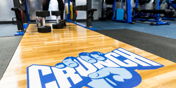 Crunch Fitness (Flatbush) – Freeweights