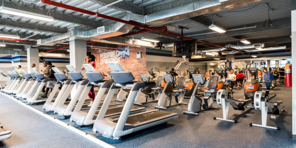 Crunch Fitness (Flatbush) – Cardio