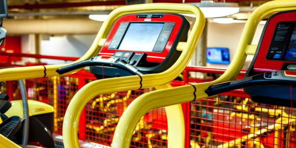 Retro Park Slope – Treadmill
