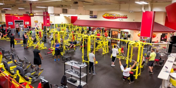 Retro Fitness Glendale