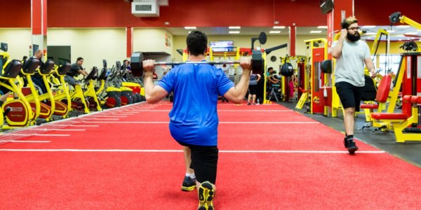 Retro Stroudsburg – Main Floor Workout