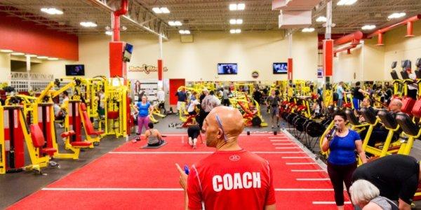 Retro Stroudsburg – Main Floor Training