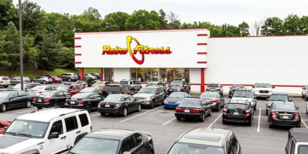 Retro Stroudsburg – Storefront