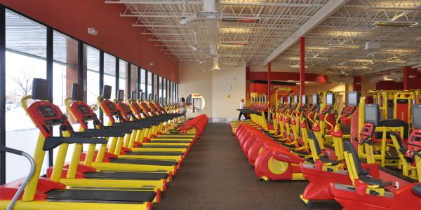 Retro Fitness (Manassas) – Cardio Deck