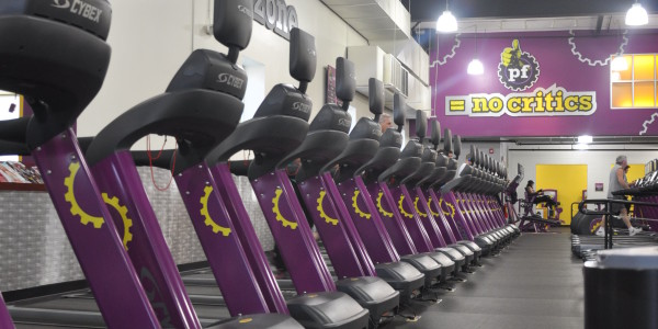 Planet Fitness (Flemington) – Cardio Deck
