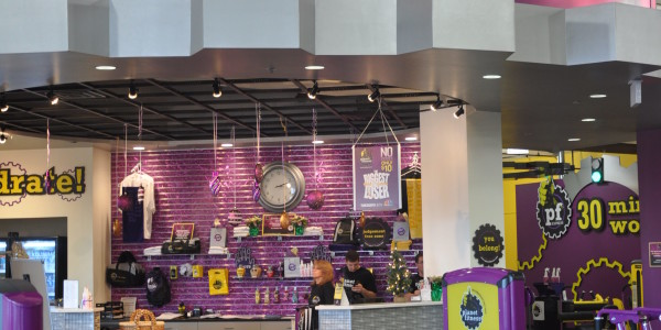 Planet Fitness (Flemington) – Front Desk