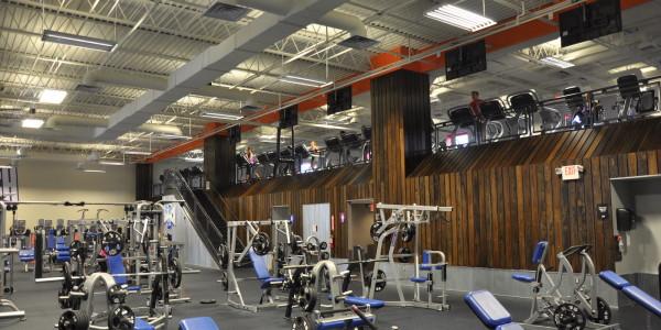 Crunch Fitness (Garwood) – Cardio and Mezzanine