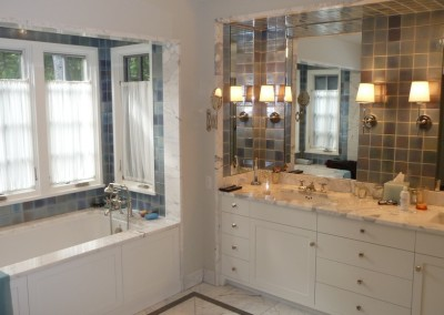 Chatam Master Bath Renovation