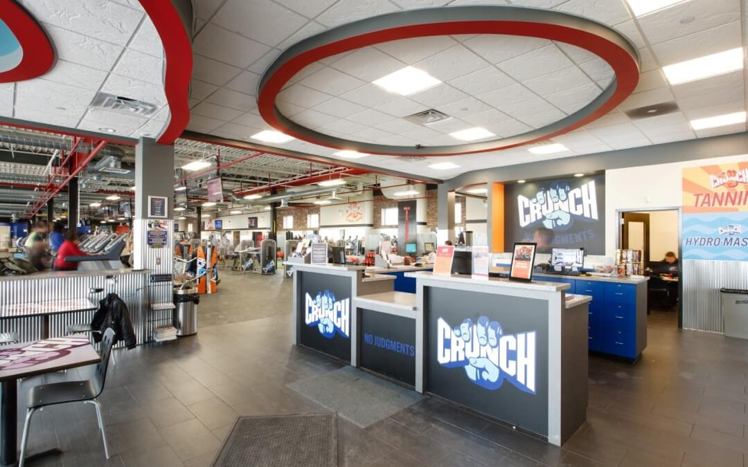 Crunch Fitness – 4 Locations