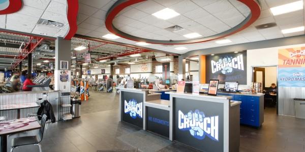 Crunch Fitness (Staten Island) – Front Desk