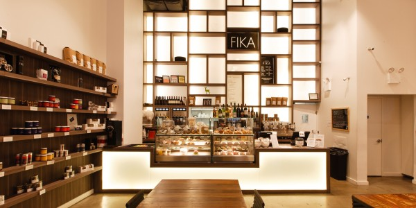 View of Front Counter – FIKA
