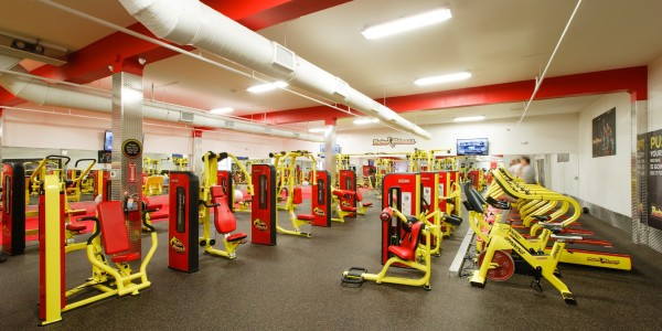 Retro Fitness (Bayonne) – Circuit Training Area