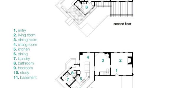 H.A. Floor plan