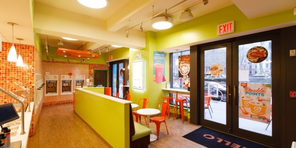 Orange Leaf Yogurt Front Entry – 345 Adams St