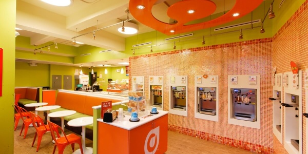 Orange Leaf Yogurt Self-Service – 345 Adams St