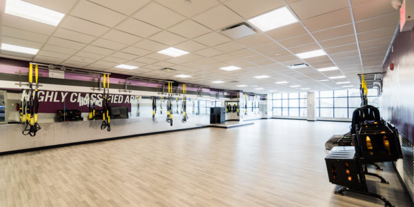 Crunch Fitness (Flatbush) – Group Fitness