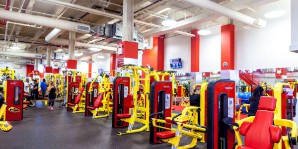 Retro Park Slope – Circuit Training