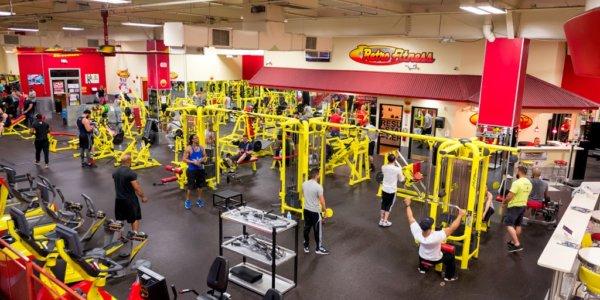 Retro Glendale – Circuit Training