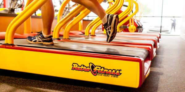 Retro Jerome – Treadmill