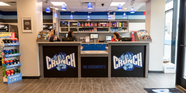 Crunch Fitness (Flatbush) – Front Desk